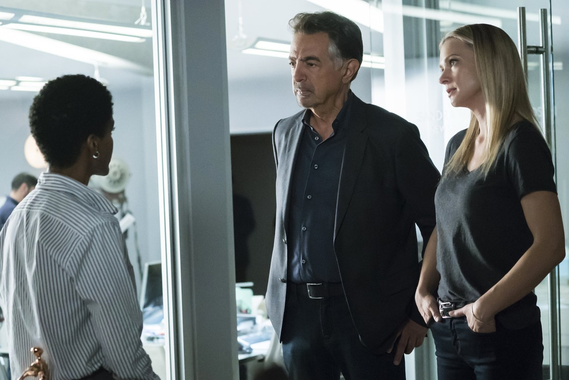 Criminal Minds- Season 13 Episode 08: Neon Terror