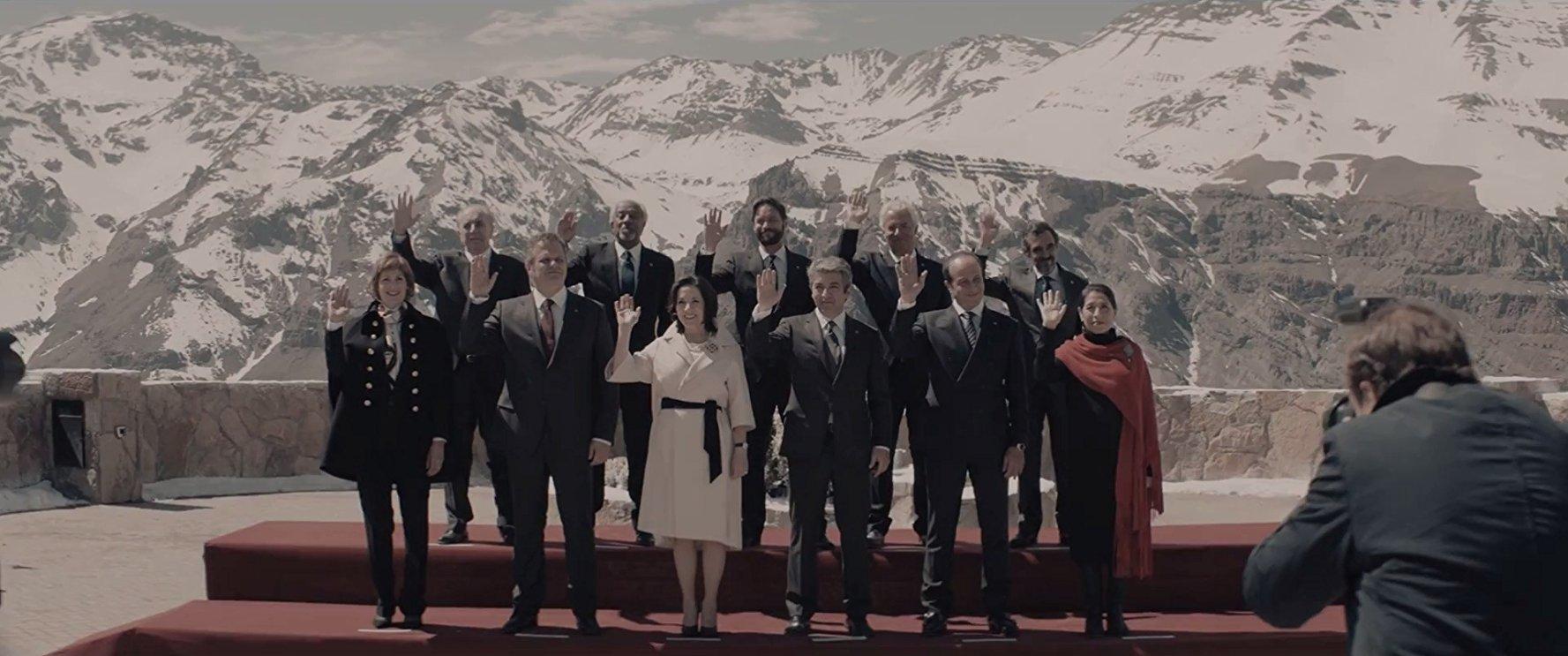 The Summit (La cordillera) [Sub: Eng]