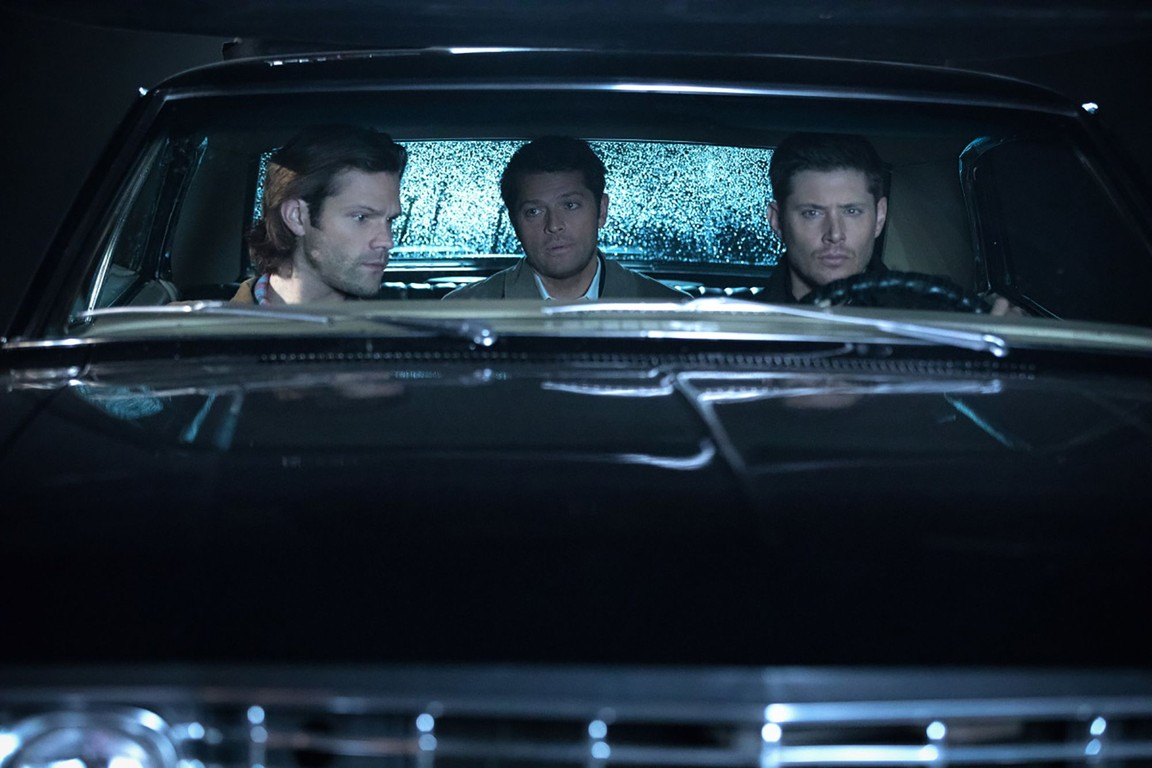 Supernatural - Season 12 Episode 12: Stuck in the Middle (With You)