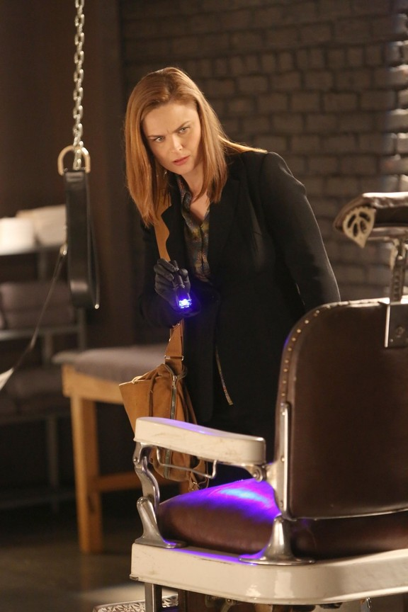 Bones - Season 10 Episode 03: The Purging in the Pundit