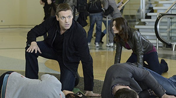 Saving Hope - Season 2 Episode 01: I Watch Death