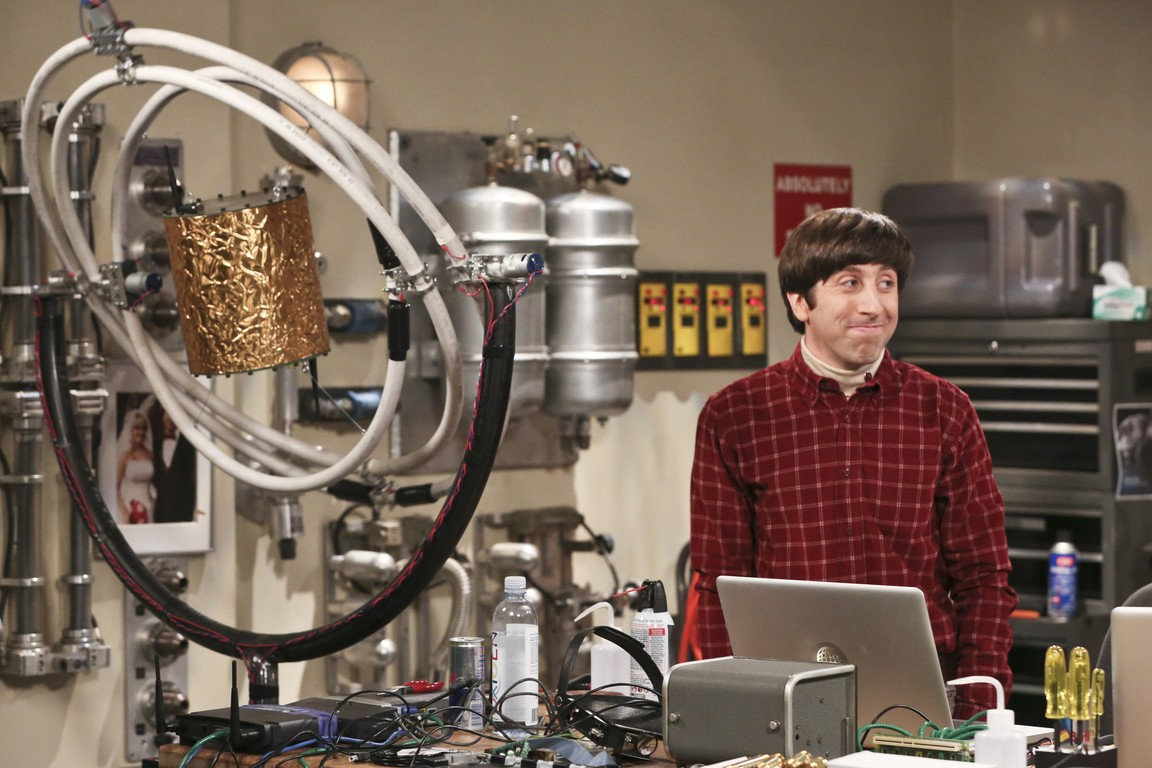 The Big Bang Theory - Season 9 Episode 24: The Convergence Convergence