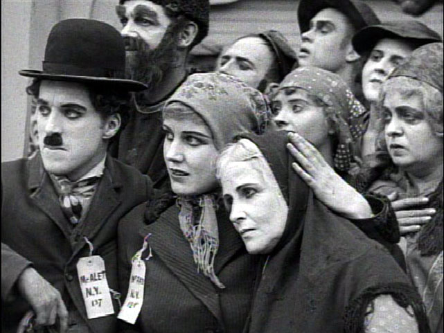 The Immigrant (1917)