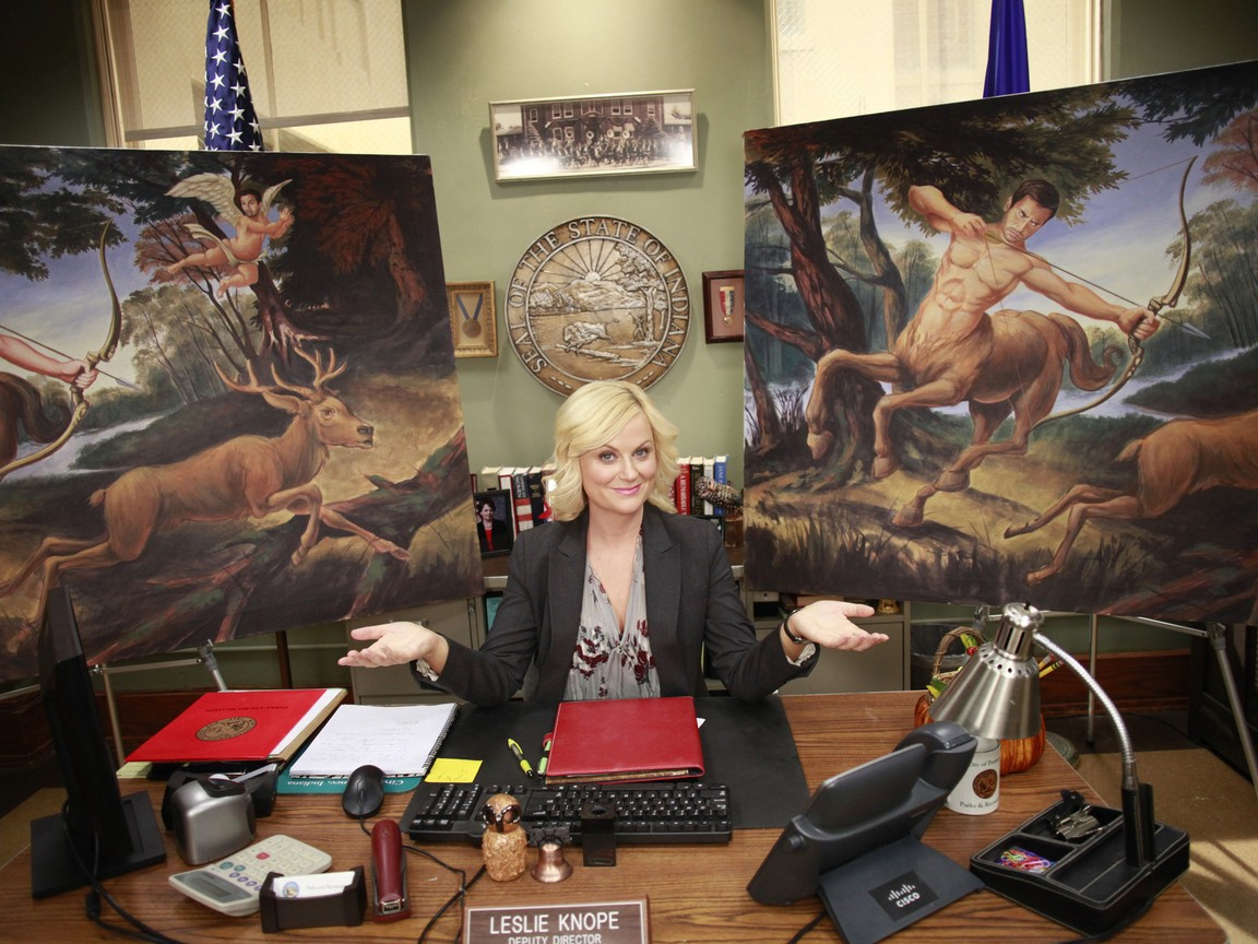 Parks and Recreation - Season 3
