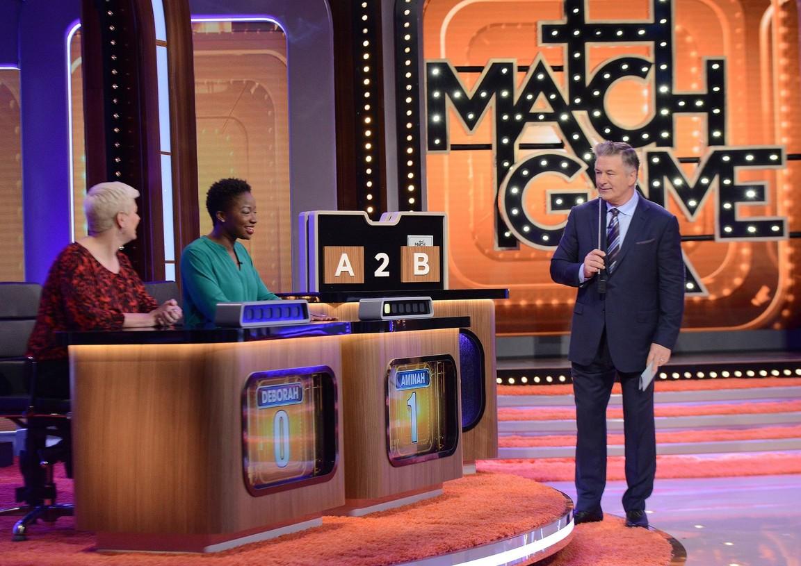Match Game - Season 2 Episode 09: Horatio Sanz/Niecy Nash/Mario Cantone/Casey Wilson/Lamorne Morris/Martha Stewart