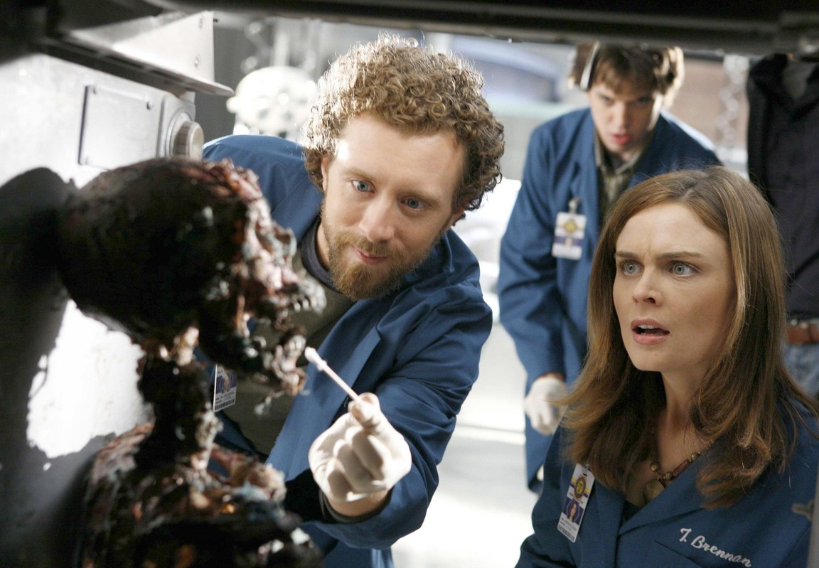 Bones - Season 1 Episode 08: The Girl in the Fridge