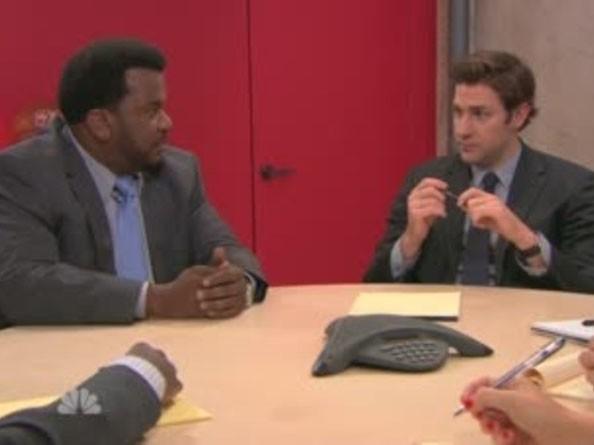 The Office - Season 9 Episode 11: Suit Warehouse