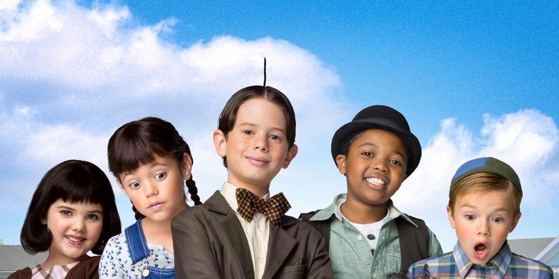 The Little Rascals Save The Day